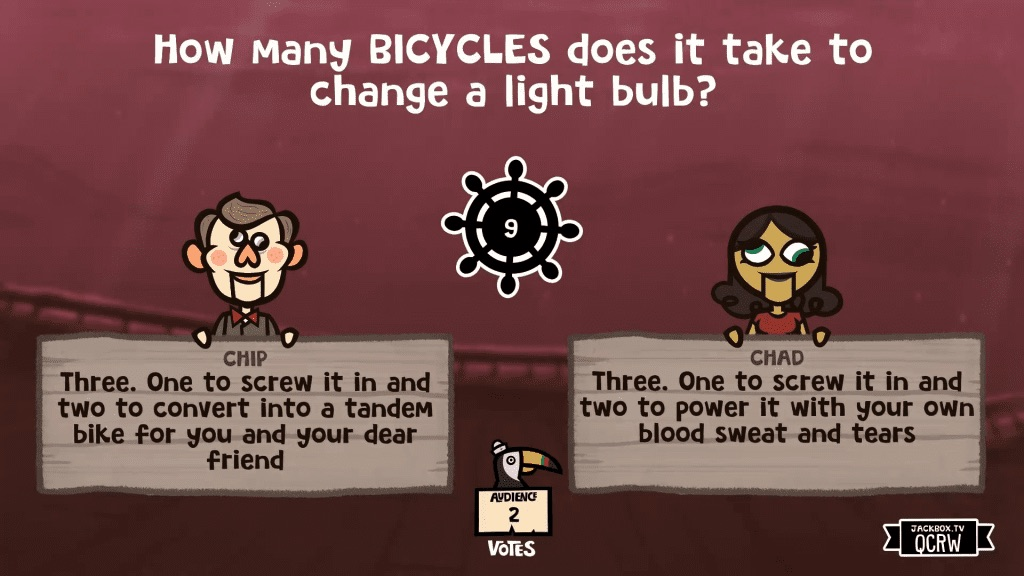 The Jackbox Party Pack 6 Review Screenshot 2