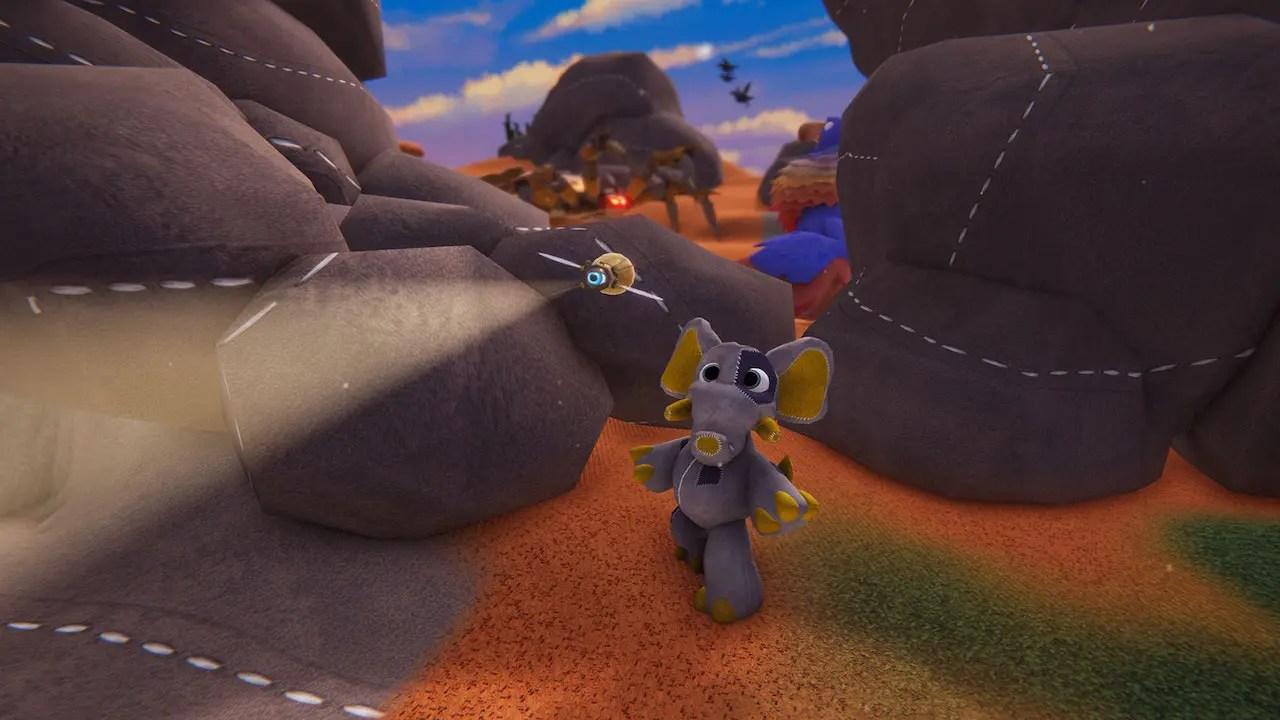 Woven Screenshot