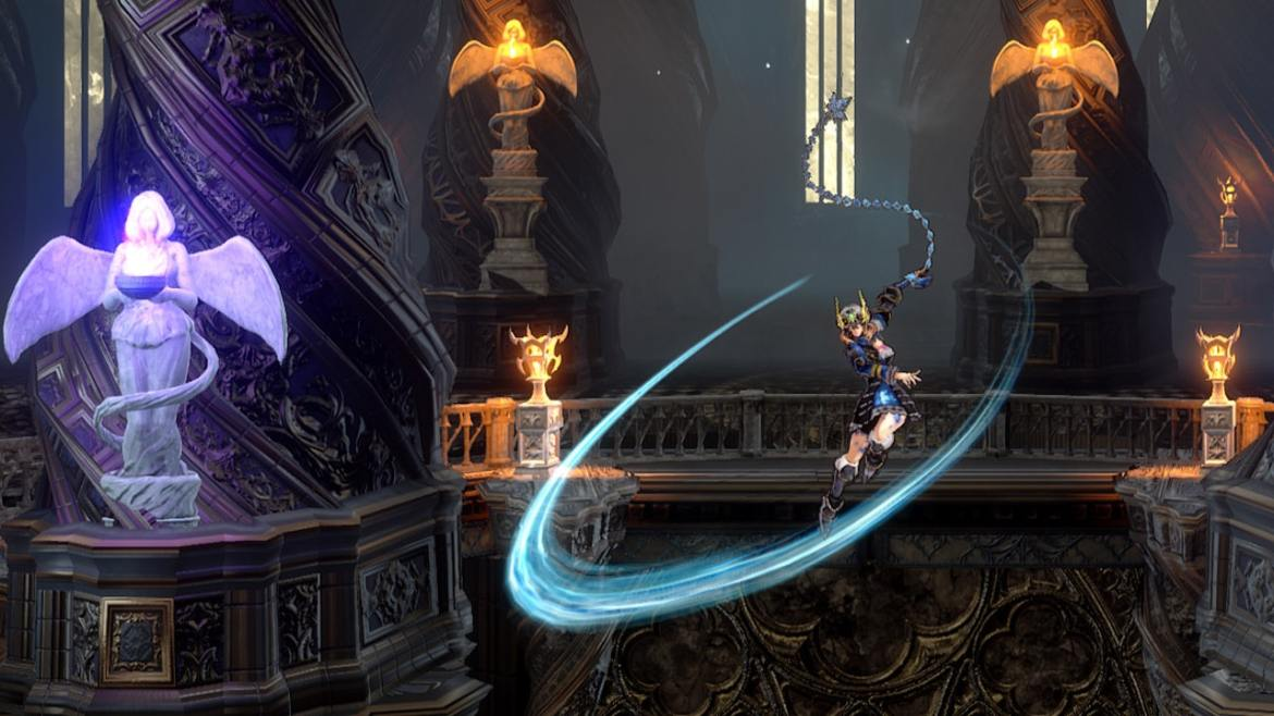 Bloodstained: Ritual Of The Night Review Screenshot 2