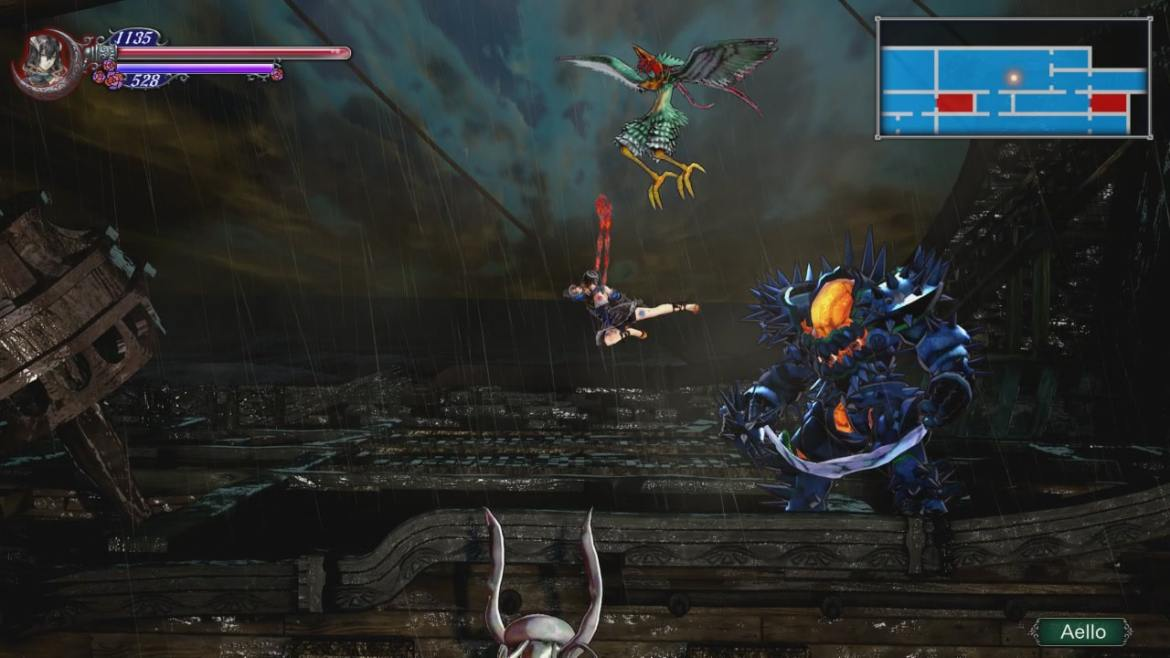 Bloodstained: Ritual Of The Night Review Screenshot 3
