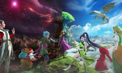 Dragon Quest XI S: Echoes Of An Elusive Age Definitive Edition Review Header