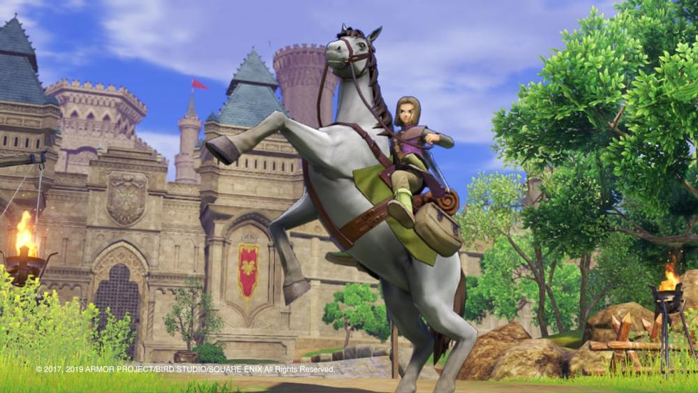 Dragon Quest XI S: Echoes Of An Elusive Age Definitive Edition Review Screenshot 1