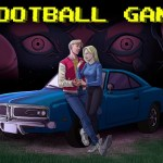 Football Game Logo