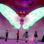 Gigantamax Butterfree Pokémon Sword And Shield Screenshot