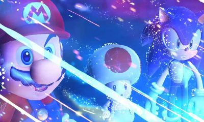 Mario And Sonic At The Olympic Games Tokyo 2020 Review Header