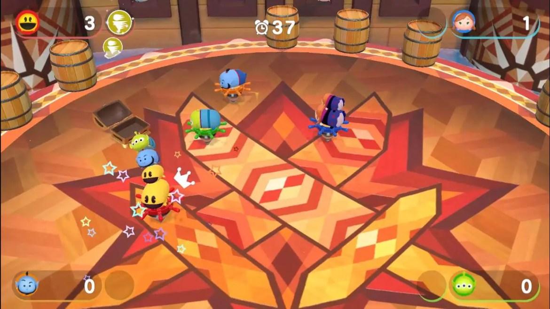 PAC-MAN Disney Tsum Tsum Festival Screenshot 4