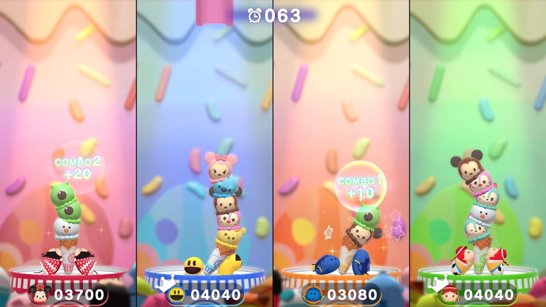 PAC-MAN Disney Tsum Tsum Festival Screenshot 6