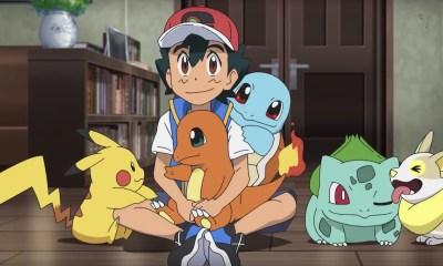 Pokémon Anime 2019 Screenshot