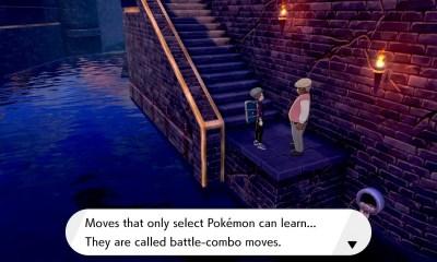 Pokémon Sword And Shield Move Tutor Screenshot