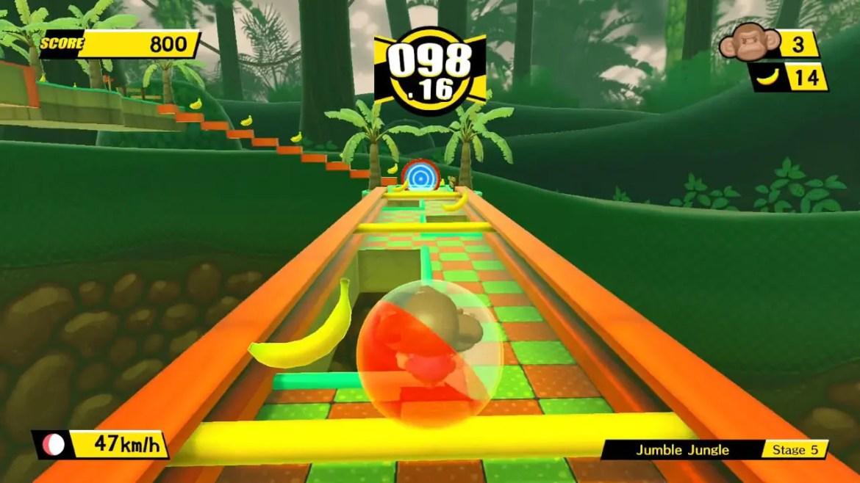Super Monkey Ball: Banana Blitz HD Review Screenshot 2