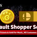 Super Smash Bros. Ultimate Vault Shopper Set Screenshot