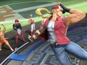 Terry Bogard Super Smash Bros. Ultimate Game Screenshot