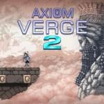 Axiom Verge 2 Logo