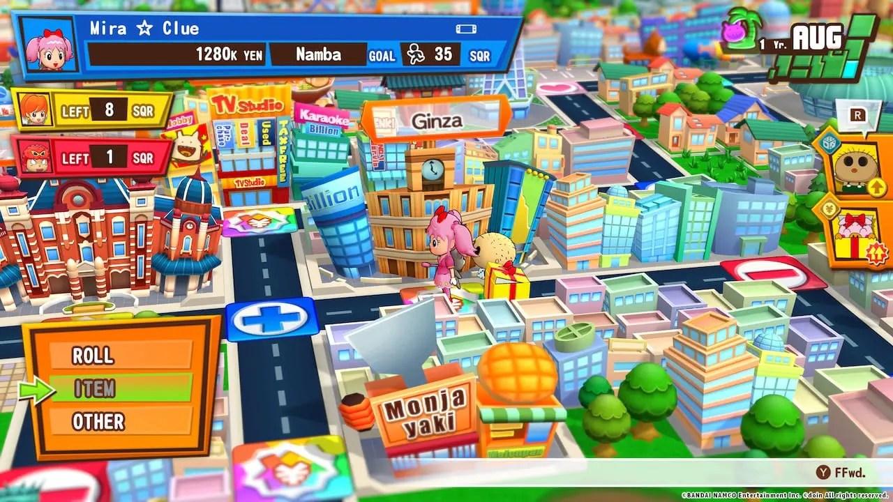 Billion Road Screenshot
