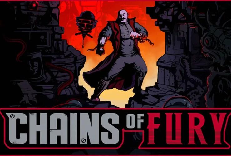Chains Of Fury Logo
