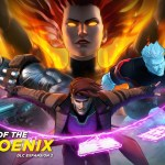 Marvel Ultimate Alliance 3 X-Men: Rise of the Phoenix Key Art
