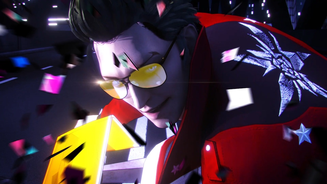 No More Heroes 3 Travis Touchdown Screenshot