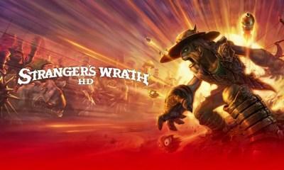 Oddworld: Stranger's Wrath Logo