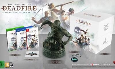 Pillars of Eternity II: Deadfire Ultimate Collector's Edition Photo