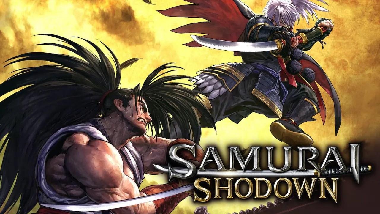 Samurai Shodown Logo