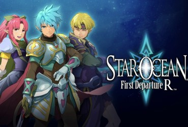 Star Ocean: First Departure R Review Header