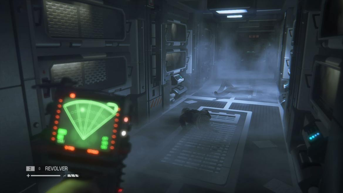 Alien Isolation Review Screenshot 1