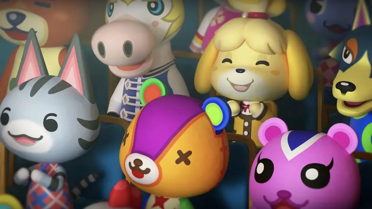 New Animal Crossing: New Horizons Trailer Screenshot