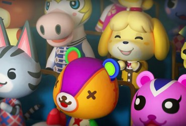 New Animal Crossing: New Horizons Trailer Screenshot