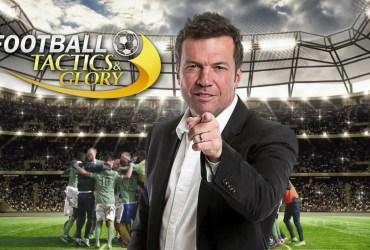 Football, Tactics And Glory Logo