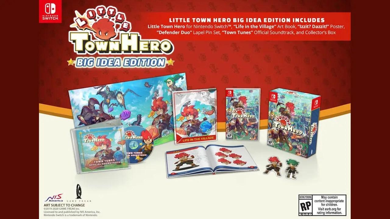 Little Town Hero: Big Idea Edition Photo
