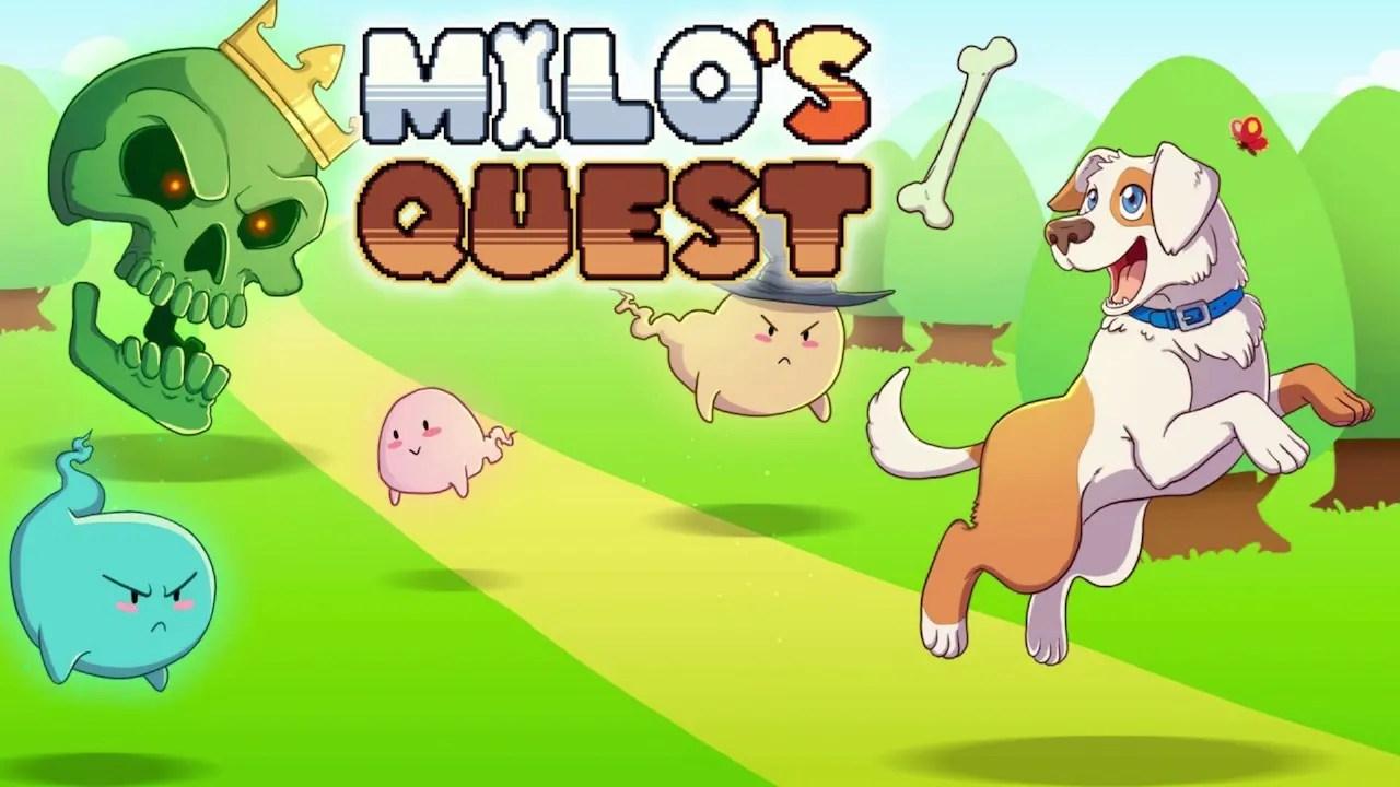 Milo's Quest Logo