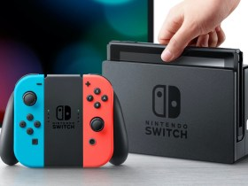 Nintendo Switch Photo