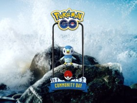 Piplup Pokémon GO Community Day Image