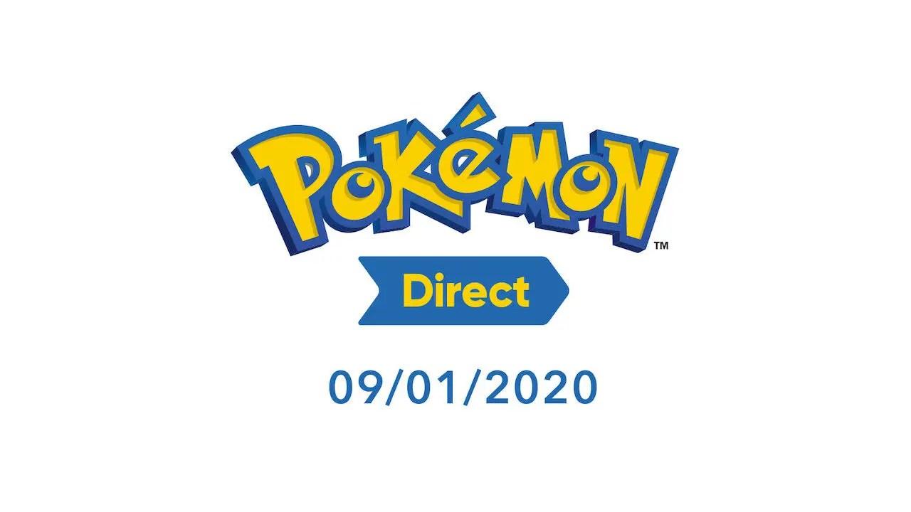 Pokémon Direct January 2020 Logo