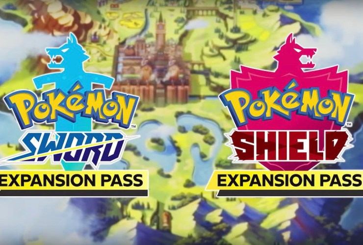 Pokémon Sword And Shield Expansion Pass Logo