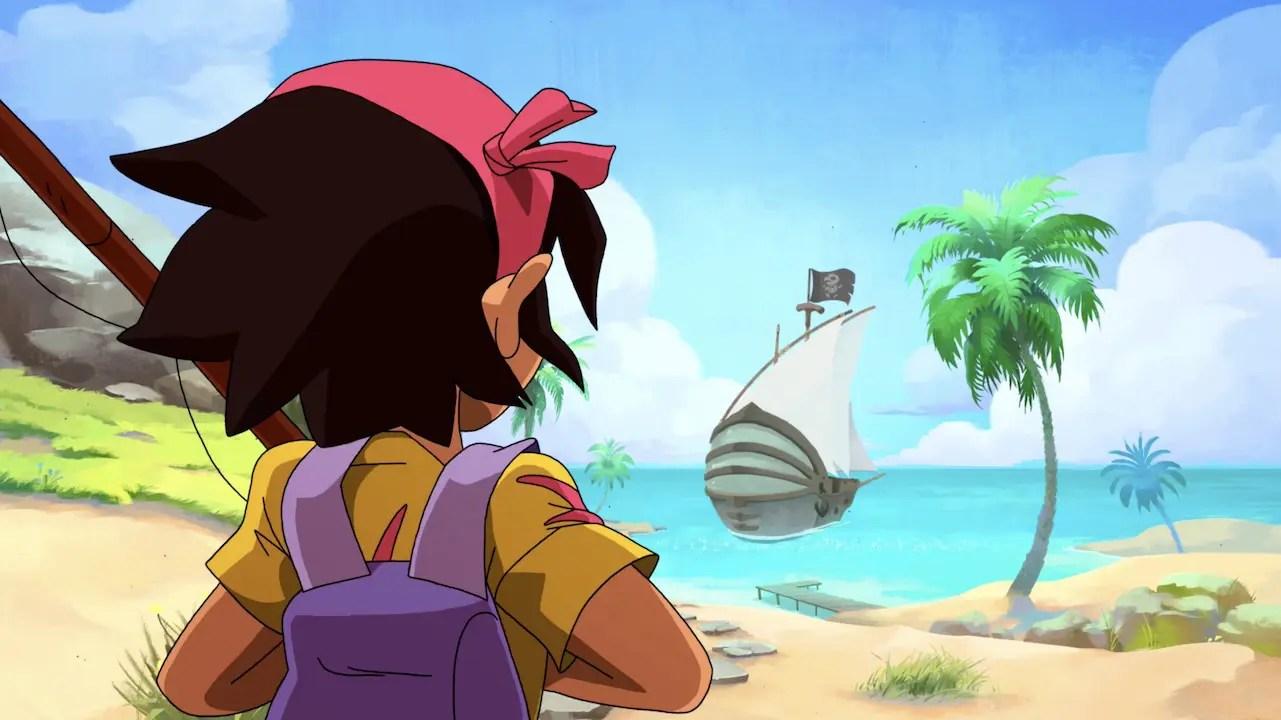 Summer In Mara Cinematic Screenshot