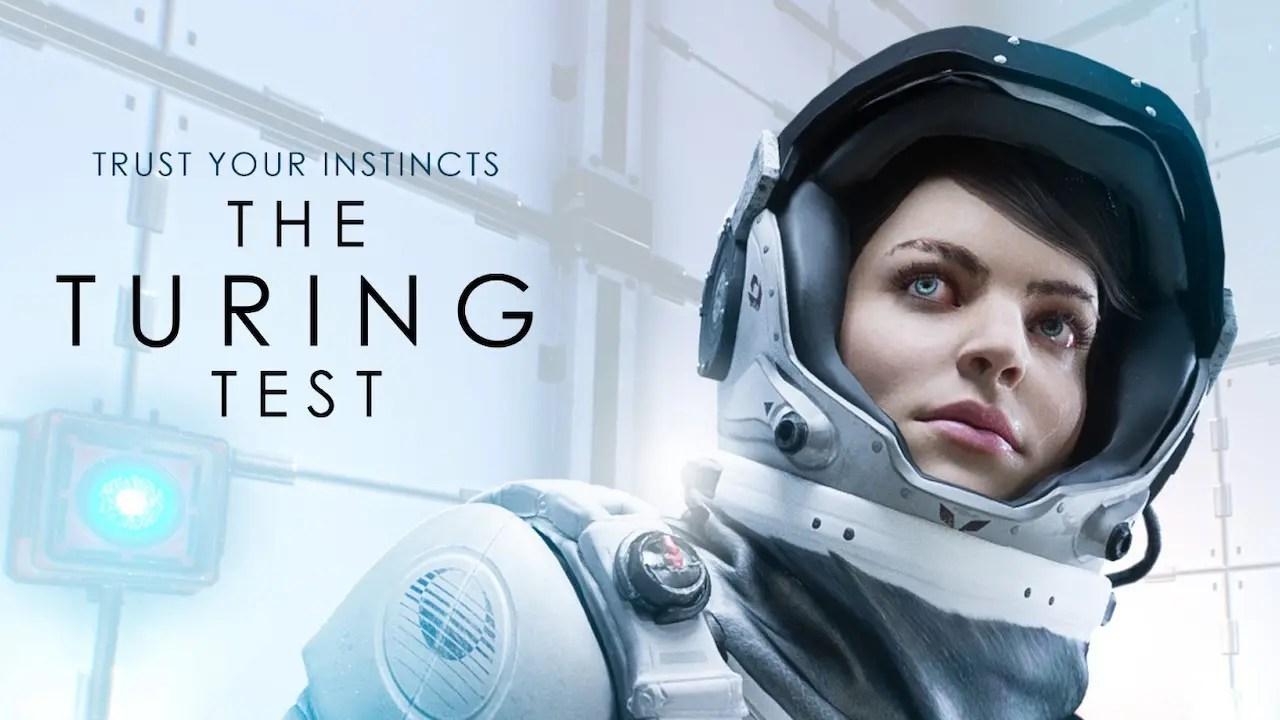 The Turing Test Logo