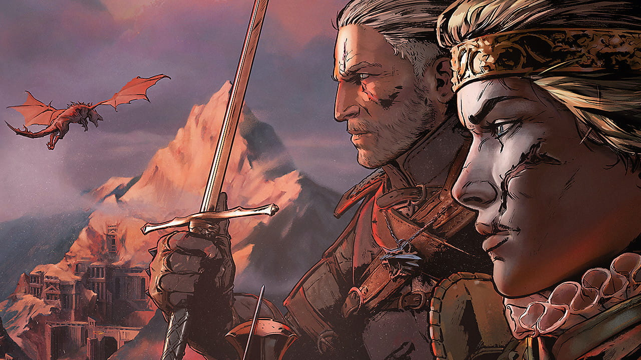 Thronebreaker: The Witcher Tales Screenshot