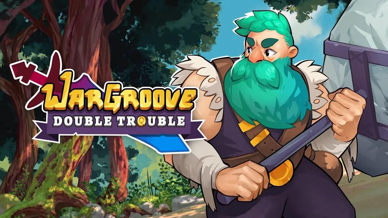 Wargroove: Double Trouble Logo