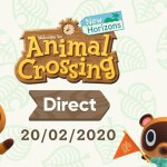 Animal Crossing: New Horizons Direct Logo Image