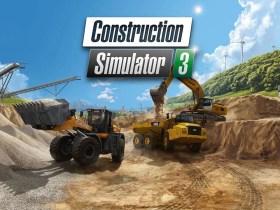 Construction Simulator 3 Logo
