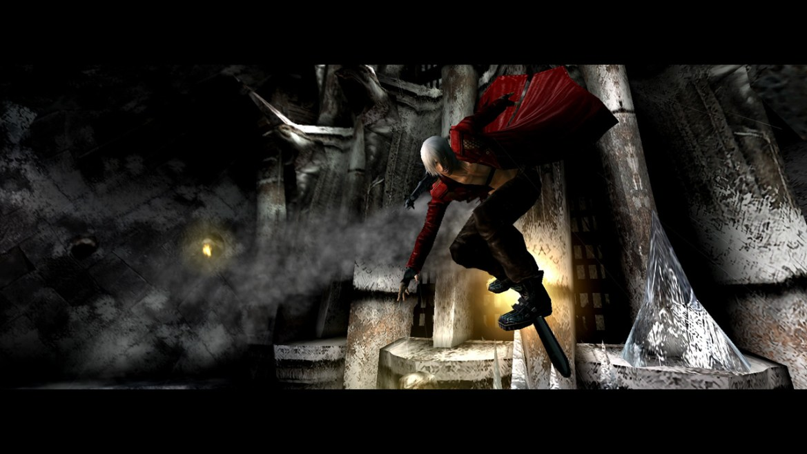 Devil May Cry 3 Special Edition Review Screenshot 1