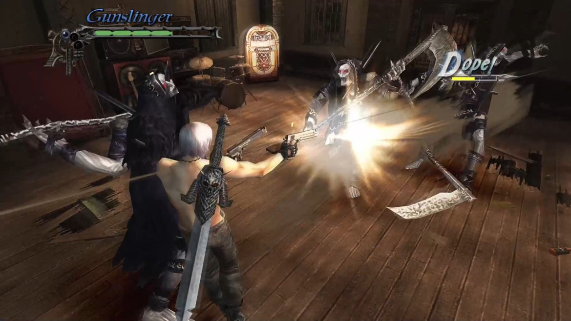 Devil May Cry 3 Special Edition Review Screenshot 2