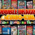 Double Dragon And Kunio-Kun Retro Brawler Bundle Logo
