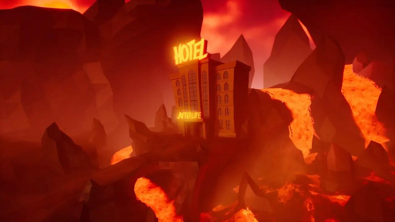 Hotel Afterlife Screenshot