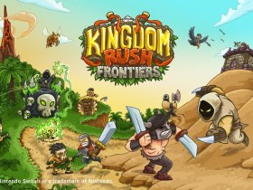 Kingdom Rush Frontiers Logo