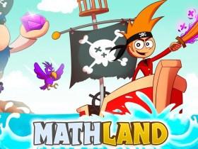 MathLand Logo