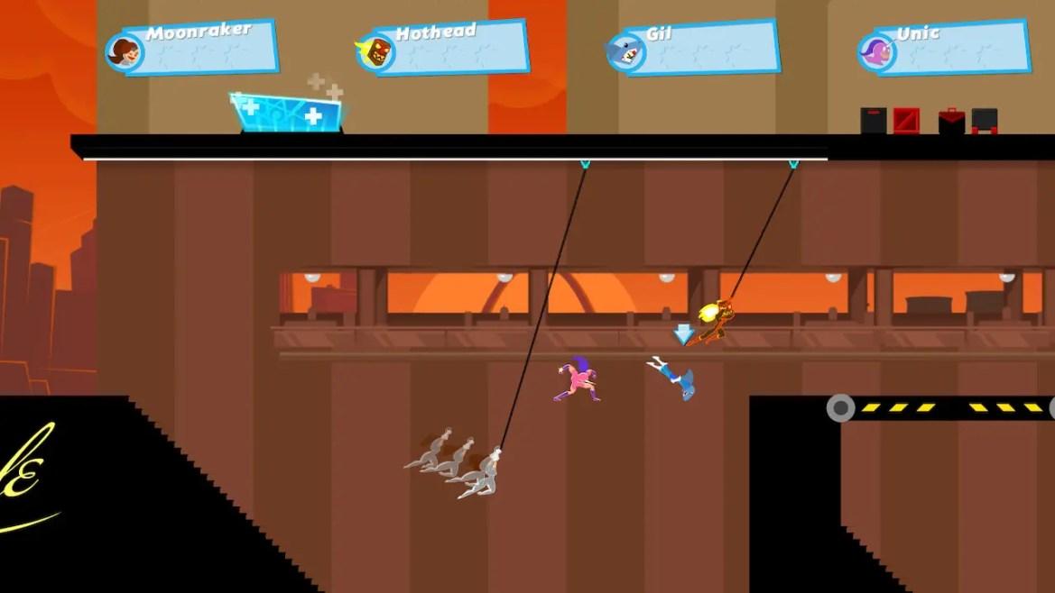 SpeedRunners Review Screenshot 2