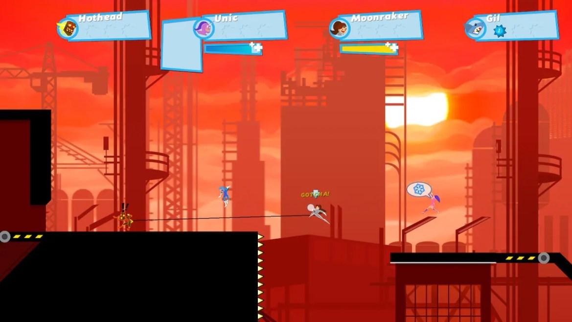 SpeedRunners Review Screenshot 3