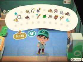Animal Crossing New Horizons Pocket Organization Guide Screenshot